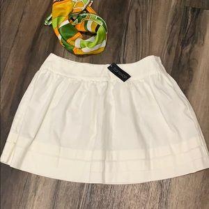 Topshop Linen Skirt